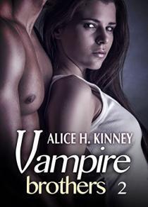 Couverture du livre : Vampire Brothers, tome 2