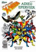 Les Étranges X-Men - T17 - Adieu Epervier