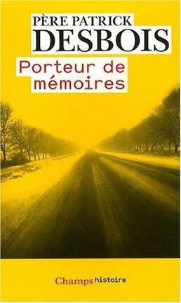 Couverture du livre : Porteur de mémoires : sur les traces de la Shoah par balles