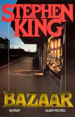 Couverture du livre : Bazaar