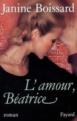 Couverture du livre : L'amour, Béatrice