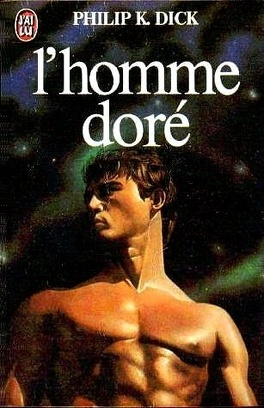 Couverture du livre : L'homme doré