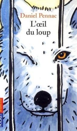 Couverture du livre : L'Œil du loup