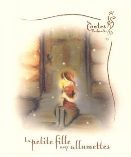 Couverture du livre : La Petite Fille aux allumettes