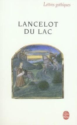 Couverture du livre : Lancelot du Lac