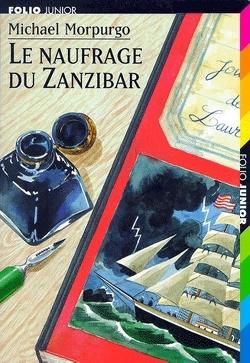 Couverture de Le Naufrage du Zanzibar