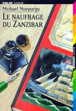 Couverture du livre : Le Naufrage du Zanzibar