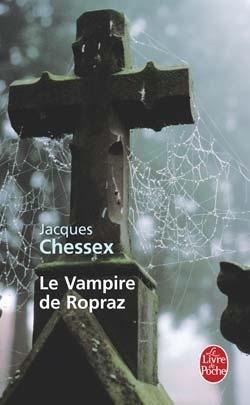 Couverture du livre : Le Vampire de Ropraz