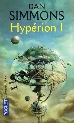 Couverture du livre : Les Cantos d'Hypérion, Tome 1 : Hypérion 1