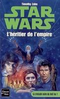 Star Wars - La croisade noire du Jedi fou, Tome 1 : L'héritier de l'empire