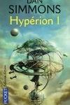 couverture Les Cantos d'Hypérion, Tome 1 : Hypérion 1