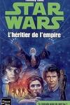 couverture Star Wars - La Croisade noire du Jedi fou, Tome 1 : L'Héritier de l'Empire