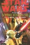couverture Yoda : Sombre rencontre