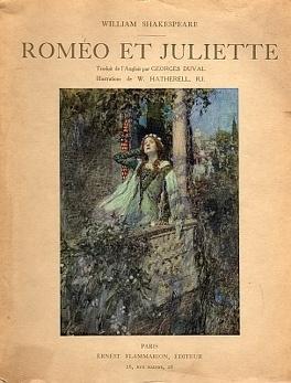 Couverture du livre : Roméo et Juliette
