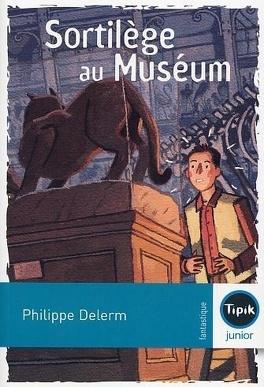 Couverture du livre : Sortilège au muséum