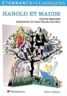Couverture du livre : Harold et Maude