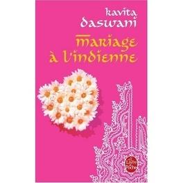 Couverture du livre : Mariage à l'indienne