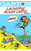 Gaston, Tome 8 Lagaffe nous gâte