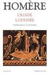 couverture L'Iliade ; L'Odyssée