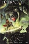couverture Le Cycle des Démons, tome 1 : L'Homme-Rune