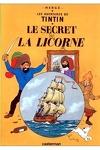 couverture Les Aventures de Tintin, Tome 11 : Le Secret de La Licorne