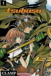 couverture Tsubasa Reservoir Chronicle, tome 1