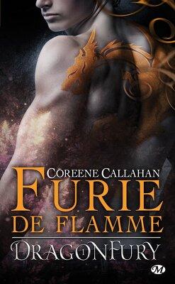 Couverture de Dragonfury, Tome 1 : Furie de Flamme