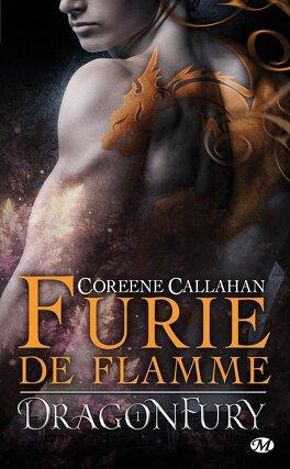 Couverture du livre : Dragonfury, Tome 1 : Furie de Flamme