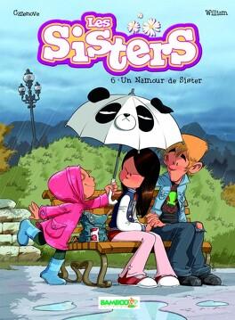 Couverture du livre : Les Sisters, Tome 6 : Un Namour de Sister