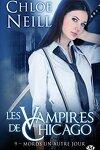 couverture Les Vampires de Chicago, Tome 9 : Mords un autre jour