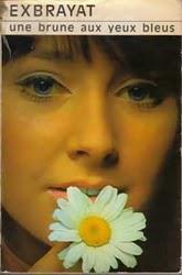 Couverture de Une brune aux yeux bleus