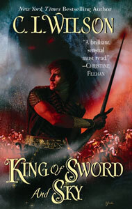Couverture du livre : King of Sword and Sky, Book 3 of the Tairen Soul