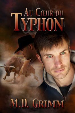 Couverture du livre : La saga des métamorphes, Tome 2 : Au cœur du typhon
