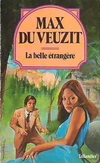 Couverture du livre : Le belle étrangère