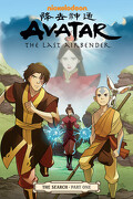 Avatar: The Last Airbender, Tome 4 : The Search (I)