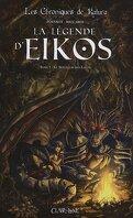 Les chroniques de Katura - La légende d'Eikos, tome 1 : Le Seigneur des Loups