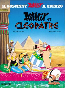 Couverture du livre : Astérix, Tome 6 : Astérix et Cléopâtre