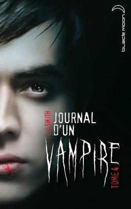 Couverture du livre : Journal d'un vampire, Tome 4 : Le Royaume des ombres