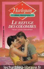 Couverture du livre : Le Refuge des Colombes