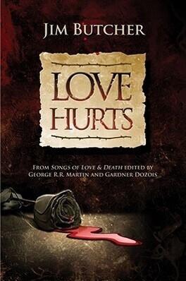 Couverture du livre : Les Dossiers Dresden, Tome 11.5 :  Love Hurts