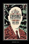 couverture L'invisible et autres contes fantastiques