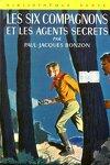 couverture Les Six Compagnons et les agents secrets