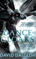 ShadowDance, Tome 1 : A Dance of Cloaks