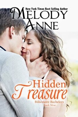 Couverture du livre : Billionaire Bachelors, Tome 9 : Hidden Treasure