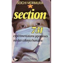 Couverture du livre : Section 731