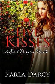 Couverture du livre : The five kisses