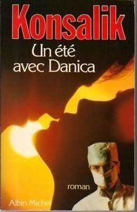 Couverture du livre : Un été avec Danica