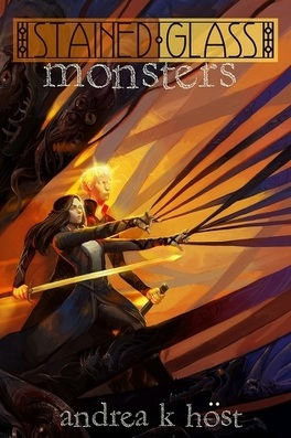 Couverture du livre : Eferum, Tome 1 : Stained Glass Monsters