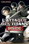 L'attaque des titans, Inside - Guide officiel 1
