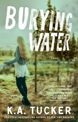Couverture du livre : Burying Water, Tome 1